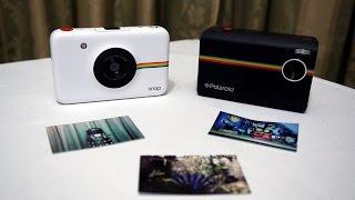 getlinkyoutube.com-Polaroid SNAP - My Review + Polaroid Z2300 vs Snap
