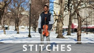 getlinkyoutube.com-Shawn Mendes   Stitches   Jeremy Green   Viola Cover
