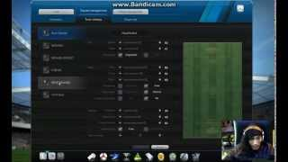 FIFA ONLINE 3 MANABUSWEET ( NEW FORMATION AND STRATEGY )