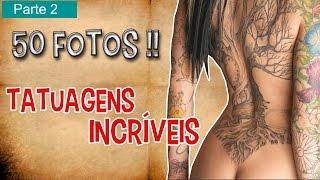getlinkyoutube.com-50 Fotos - Tatuagens Incríveis (Parte 2)