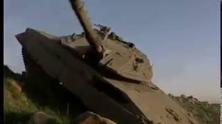 Israel Tank Program Management - Merkava Mk 4 Main Battle Tank [480p]