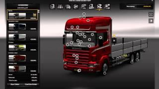 getlinkyoutube.com-Euro Truck Simulator 2 Scania 124L