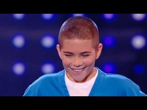Aidan Davis: Low - Britain's Got Talent 2009 - The Final