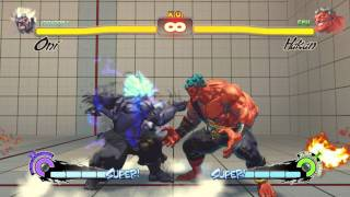 getlinkyoutube.com-Super Street Fighter IV: Arcade Edition - (PC)  Ultra Combos  [HD]