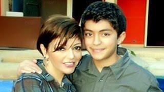 getlinkyoutube.com-صور نادرة جدا للنجمة سميرة سعيد مع إبنها