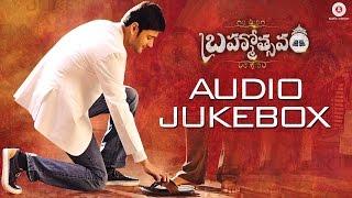 Brahmotsavam - Full Album   Audio Jukebox   Mahesh Babu, Samantha, Kajal Aggarwal & Pranitha Subhash