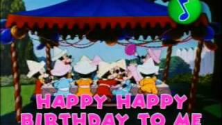 07 Happy Birthday - Magic English - Disney