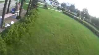 getlinkyoutube.com-FPV преследование Летающего крыла