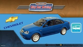 getlinkyoutube.com-[City Car Driving] Chevrolet Lacetti [G25]