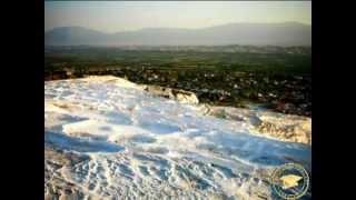 Pamukkale Fotoğrafları Eşliğinde, Denizli Türküleri