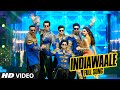 OFFICIAL: India Waale FULL VIDEO Song |Happy New Year | Shah Rukh Khan, Deepika Padukone