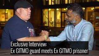 getlinkyoutube.com-Ex-GITMO guard and ex-GITMO prisoner reunite