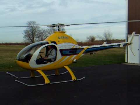 Joe's Turbine Helicopter