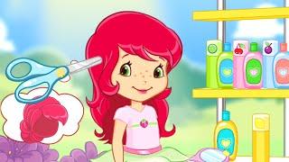 getlinkyoutube.com-Strawberry Shortcake Berryfest Party 🍓 Best iPhone for Kids