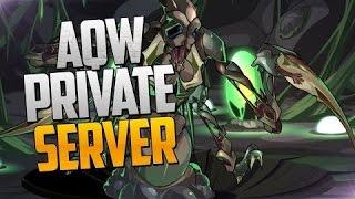 getlinkyoutube.com-AQW Private server 2016 - NEW