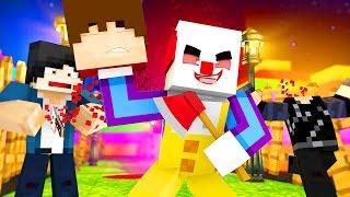 getlinkyoutube.com-KILLER CLOWN MURDER SPREE!? | Minecraft Murder Roleplay!