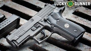 getlinkyoutube.com-Review: Sig P229 Legion