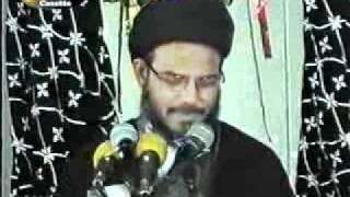 getlinkyoutube.com-Majlis No.1 - Aqal aur Ishq - 2008 - Ayatollah Syed Aqeel-ul-Gharavi