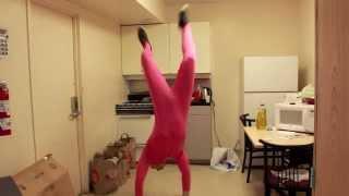 getlinkyoutube.com-PINK GUY DANCE