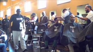 getlinkyoutube.com-Bigen Barber Contest - Atlanta 2012