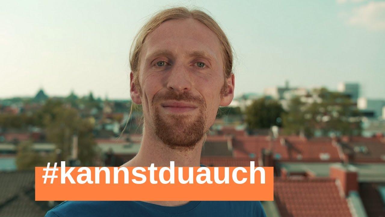 Gemeinsam raus aus der Kohle: Christian macht Bremen zur Solarstadt