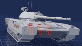 getlinkyoutube.com-Russia Unveils Its Groundbreaking New Tank