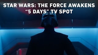 "getlinkyoutube.com-Star Wars: The Force Awakens ""5 Days"" TV Spot (Official)"