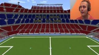 getlinkyoutube.com-Barselonin stadion `Nou Camp` mapa u Minecraftu!!! [Srpski Gameplay] ☆ SerbianGamesBL ☆