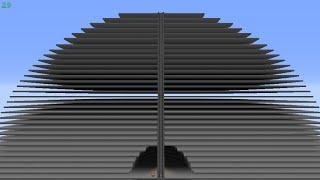 getlinkyoutube.com-【毎時185,000item】バニラのトラップタワーの限界を調べてみた【ワールド配布】 ※テレポートコマンドあり