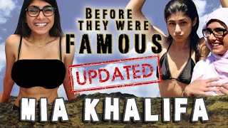 getlinkyoutube.com-MIA KHALIFA - Before They Were Famous - UPDATED