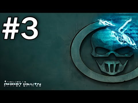 Hour of Power - Ghost Recon Future Soldier Walkthrough / Gameplay Part 3 - Snow Days