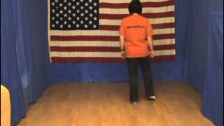 getlinkyoutube.com-Line Dance deutsch Jambalaya