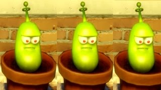 Plants vs. Zombies: Garden Warfare - Laser Bean Gameplay / New Plant