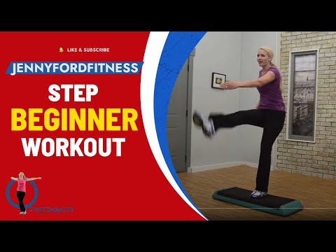 Beginner Step Aerobics - JENNY FORD