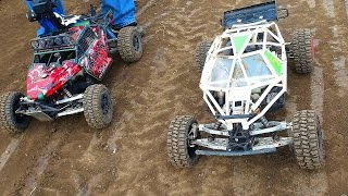 RC ADVENTURES - BiG DiRTY 2014 - Part 2 - 2WD Baja Shoot-Out Race