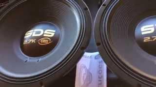 getlinkyoutube.com-Eros SDS / Target Bass Versão Black, Qual a diferença?