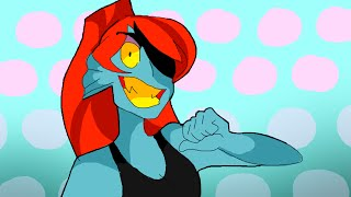 getlinkyoutube.com-UNDERTALE - Cooking with Undyne - Animated