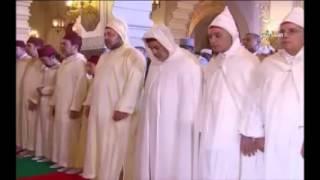 getlinkyoutube.com-فيديو : هل أخطأ بنكيران حينما انتقل من القبض إلى السدل في صلاة العيد ؟