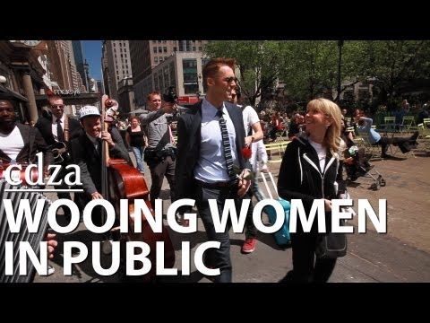Wooing Women in Public | CDZA Opus No. 22