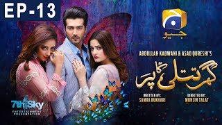 Ghar Titli Ka Par   Episode 13 | Har Pal Geo