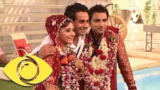 Sarah and Ali Wedding in Bigg Boss House - Big Brother Universe