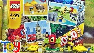 getlinkyoutube.com-레고 브릭앤모어 여행가방 10682 크리에이티브 슈트케이스 언박싱 조립 리뷰 LEGO Creative Suitcase
