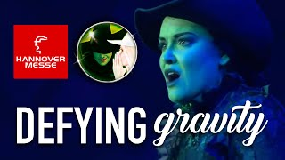 """getlinkyoutube.com-""""Defying Gravity"""" Performed by Christine Dwyer 