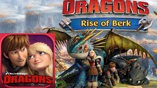 getlinkyoutube.com-Dragons: Rise of Berk - Valentine Update! New Dragons!