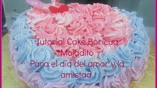 getlinkyoutube.com-Tutorial Cake Boricua Mojadito (Sorteo Cerrado)