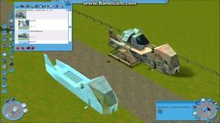 getlinkyoutube.com-Let`s Build Roller Coaster Tycoon 3 Kirmes 2 Part 1