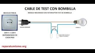 getlinkyoutube.com-CABLE CASERO COMPROBADOR DE CONDENSADORES, CAPACITORES DE ELECTRODOMESTICOS 1 de 5