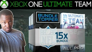 getlinkyoutube.com-ULTIMATE FREEZE ALL PRO PACKS!  - Madden 15 Pack Opening: NEW All Pro Bundles (MUT 15 Packs)