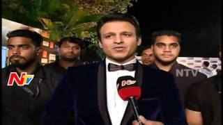 getlinkyoutube.com-Vivek Oberoi Calls Pawan Kalyan As Pawan Anna - IIFA Awards 2016 -  Hyderabad - NTV Exclusive