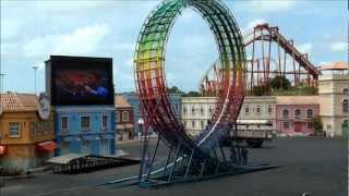 getlinkyoutube.com-Extreme Show Completo - Beto Carrero - S/ Acidente - Carros, Motos, Caminhão e Looping - Fatal